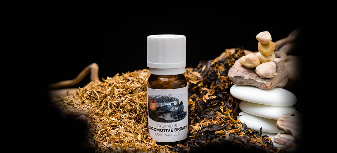 eLiquids nach Art reiner oder aromatisierter Tabake ...